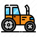 agriculture, farm, tractor, transportation, vehicle