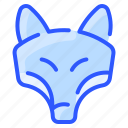 animal, forest, fox, wild, wildlife