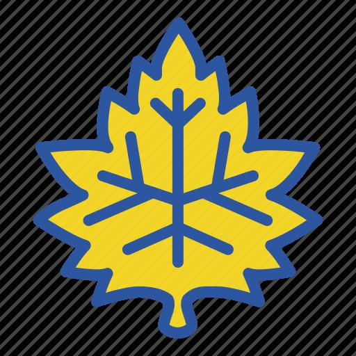 Autumn, fall, garden, leaf, maple, nature, season icon - Download on Iconfinder