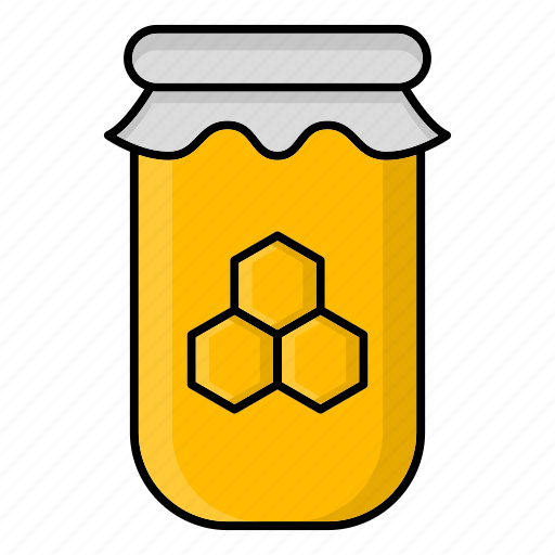 Autumn, honey, jar, nature, season, ecology icon - Download on Iconfinder