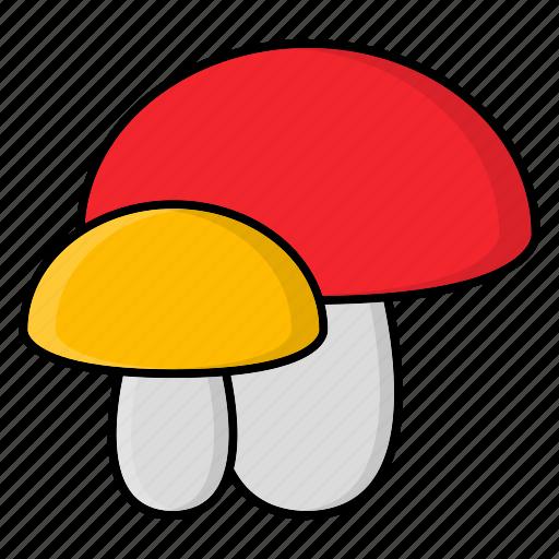 autumn, mashroom, season, vegetable icon