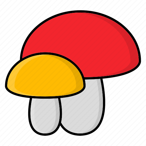 Autumn, mashroom, season, vegetable icon - Download on Iconfinder
