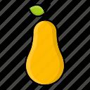 autumn, fruit, nature, pear, produce, season