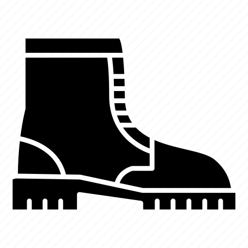 boots, footwear, nature, season, shoes icon