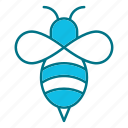 bee, bug, eco, ecology, environment, honey, insect icon
