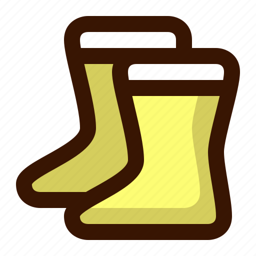 autumn, boots, clothing, fall, fashion, footwear, shoes icon