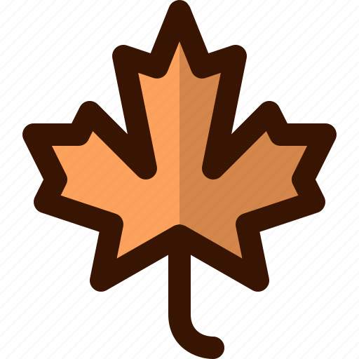 Autumn, fall, leaf, leaves, maple, nature, tree icon - Download on Iconfinder