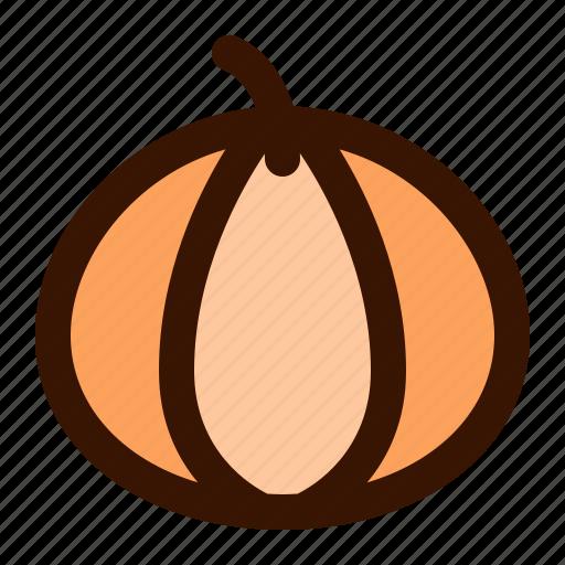autumn, fall, food, halloween, holiday, pumpkin, vegetable icon