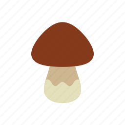 autumn, food, fungi, mushroom, nature, season, vegetable icon