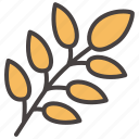 autumn, fall, leaf, leaves, nature, plant icon