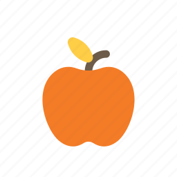 apple, autumn, fruit icon