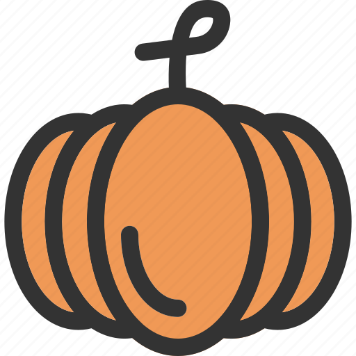 autumn, food, pumpkin, vegetable icon