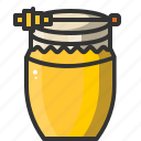 bee, drink, food, honey, liquid, sweet icon