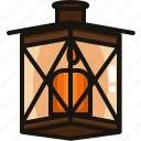 candle, lamp, light icon