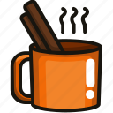 cafe, coffee, cup, drink, glass, mug, tea icon
