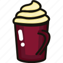 cafe, cocoa, coffee, cup, drink, hot, tea icon