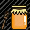bee, food, healthy, honey, restaurant, sweet icon