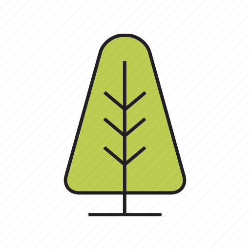 forest, nature, pine, plant, tree icon