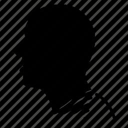 avatar, face, person, profile, user icon