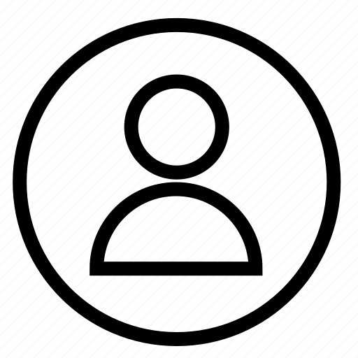 account, head, person, profile, user, user avatar, users icon