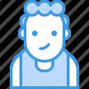 african, avatar, cury, hair, man, shirt, user