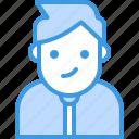 avatar, business, businessman, worker