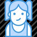 avatar, girl, teenager