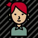 accountant, workingwoman, architect, woman, avatar