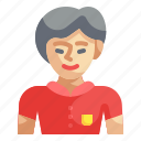 asian, man, person, user, avatar