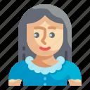 girl, woman, female, youth, avatar