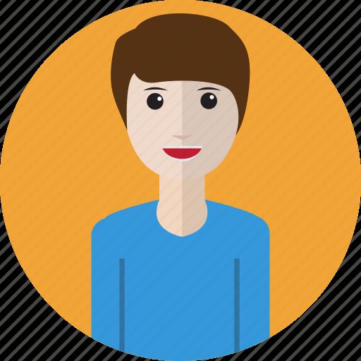avatar, computer, designer, desk, people, process, workspace icon