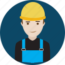 architecture, avatar, construction, design, house, people, sketch icon