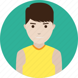 activity, atlet, avatar, character, exercise, lifestyle, people icon