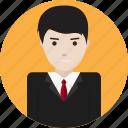 avatar, business, concept, management, marketing, work
