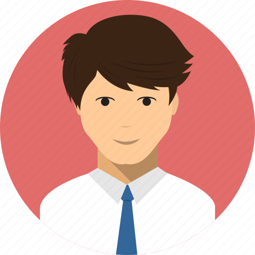 avatar, business, people, professional, salesman, worker icon