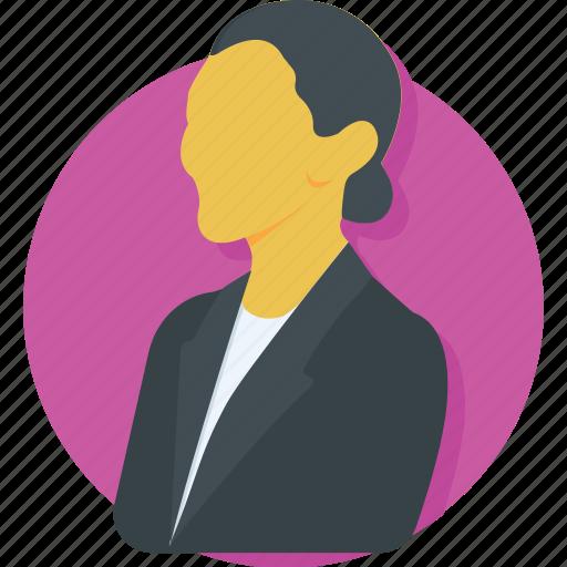boss, businesswoman, female, lady, woman icon
