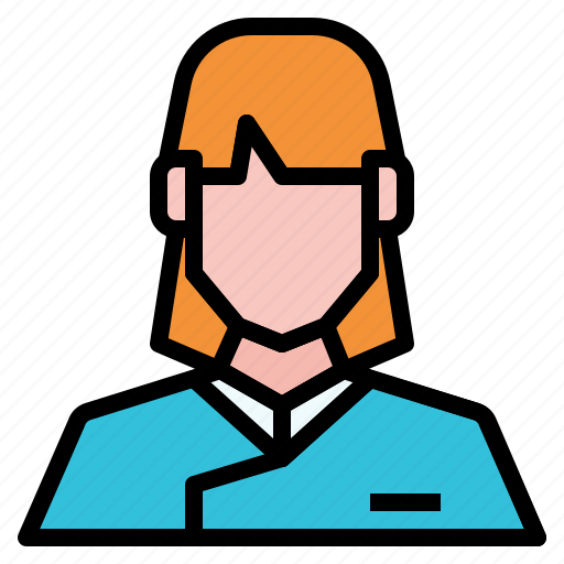 avatar, chef, girl, people, user, woman icon