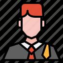 avatar, boy, guy, lawyer, man, people, user