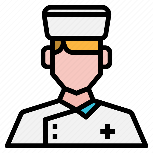 avatar, girl, nurse, people, user, woman icon