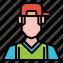 avatar, male, man, people, teen, user