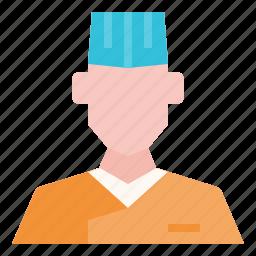 avatar, boy, chef, male, man, people, user icon