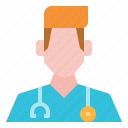 avatar, boy, docter, male, man, people, user icon