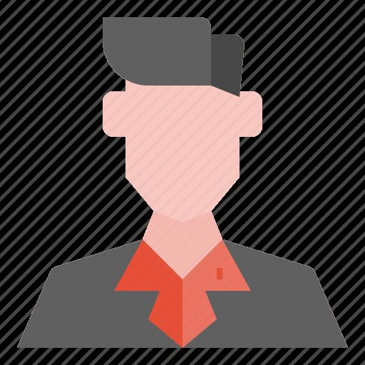 avatar, boy, handsome, male, man, people icon