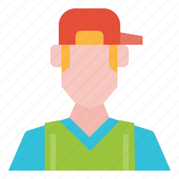 avatar, male, man, people, teen, user icon