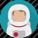 astronaut, avatar, space, space man, space suit