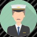 job, man, avatar, pilot