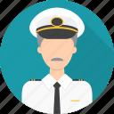 ship, captain, hat, avatar