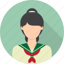 avatar, education, japanese, learning, student icon