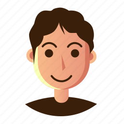 avatar, man, people, profile, user icon