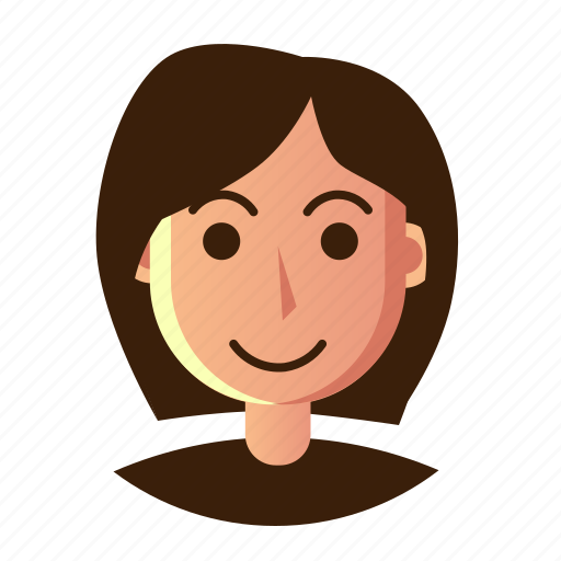 avatar, people, profile, user, woman icon